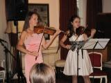 Humanitaeres Konzert und Verabschiedung von Botschafsrat Yaroshkin