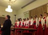 Konzert Belaja Rusija 15. Dezember 2012