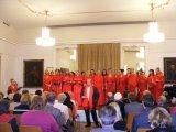Konzert des Chor Belaja Rusija